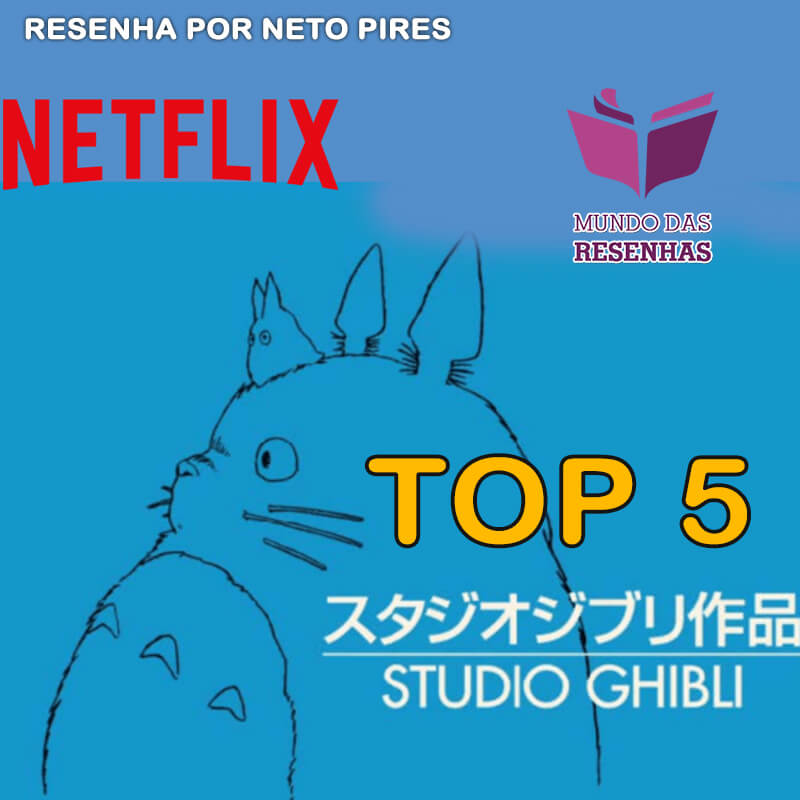 Top 5 Studio Ghibli