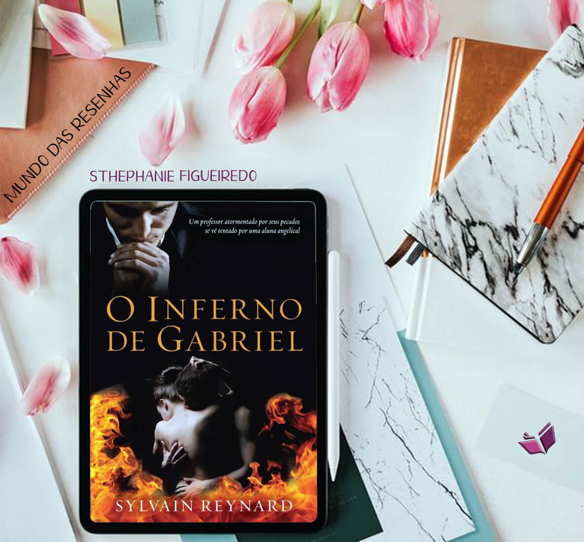 O INFERNO DE GABRIEL – SYLVAIN REYNARD