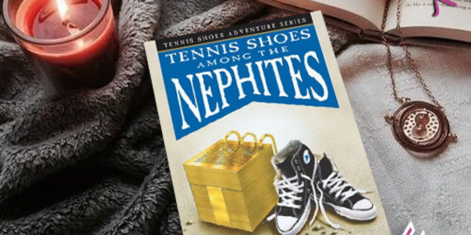 Resenha do livro Tennis Shoes Among  The Nephites – Chris Heimerdinger