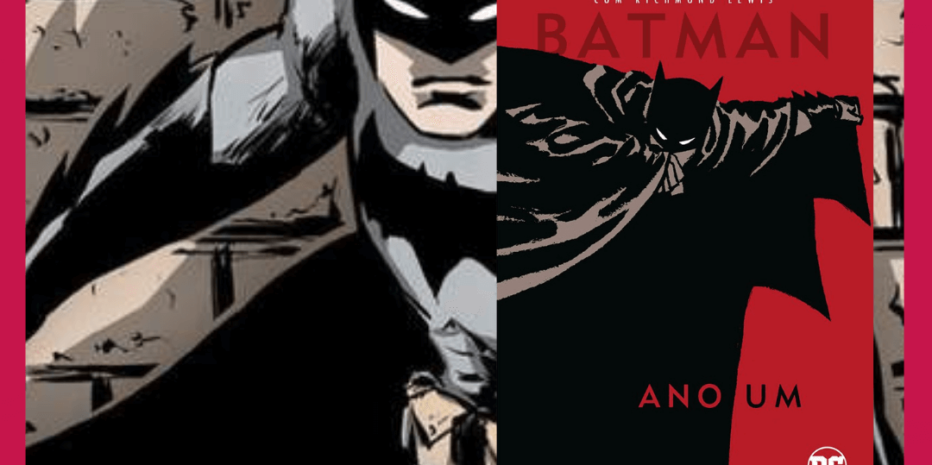 Batman Ano Um – Frank Miller | Quando a lenda renasceu!