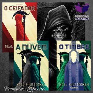 Trilogia Scythe – Neal Shusterman | Vale a pena a leitura? #23