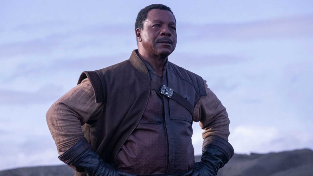 Greef Karga Carl Weathers the mandalorian