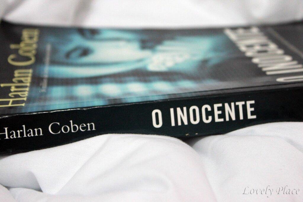 RESENHA DO LIVRO O INOCENTE, RESENHA: O INOCENTE - HARLAN COBEN