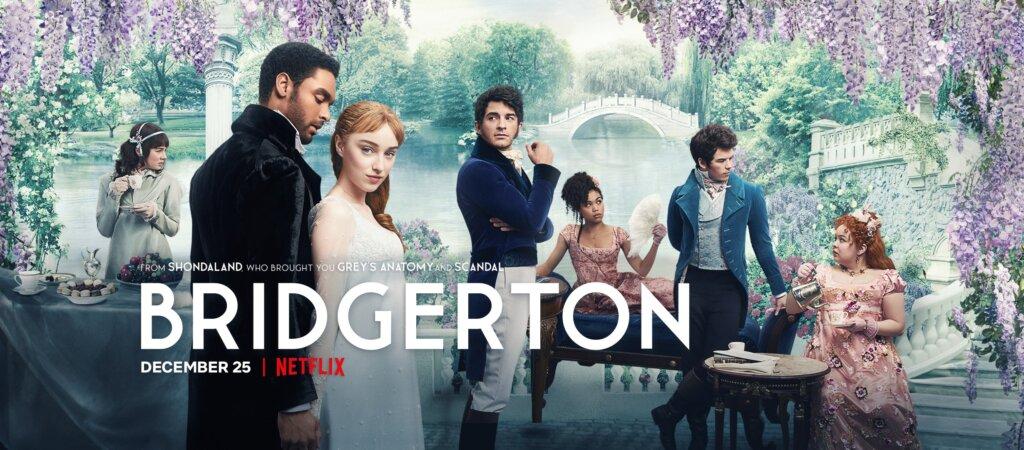 Séries Originais Netflix, bridgerton