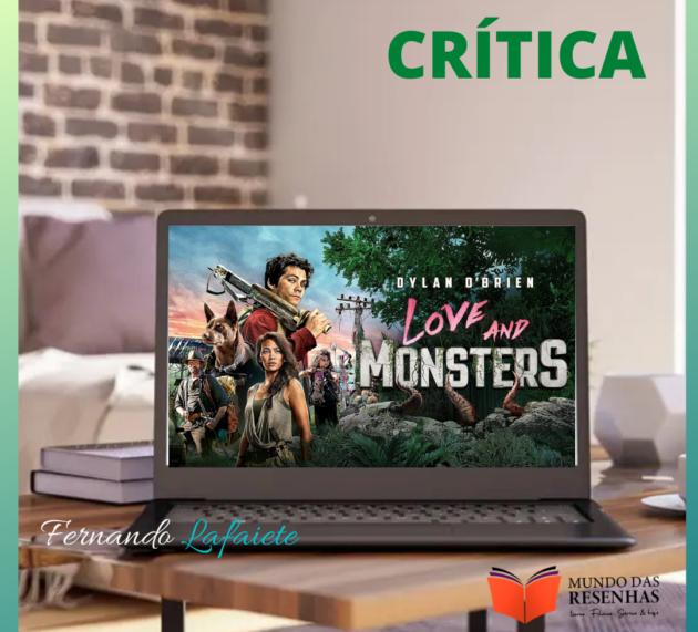Amor e Monstros | Netflix