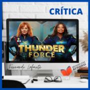 Esquadrão Trovão | Original Netflix