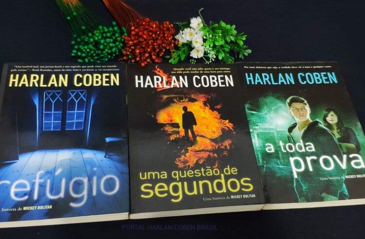 Amazon Studios Encomenda piloto baseado em 'Refúgio' de Harlan Coben